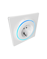 FIBARO Walli Outlet Stopcontact 3500W Z-Wave+ F - FGWOF-011 - 001